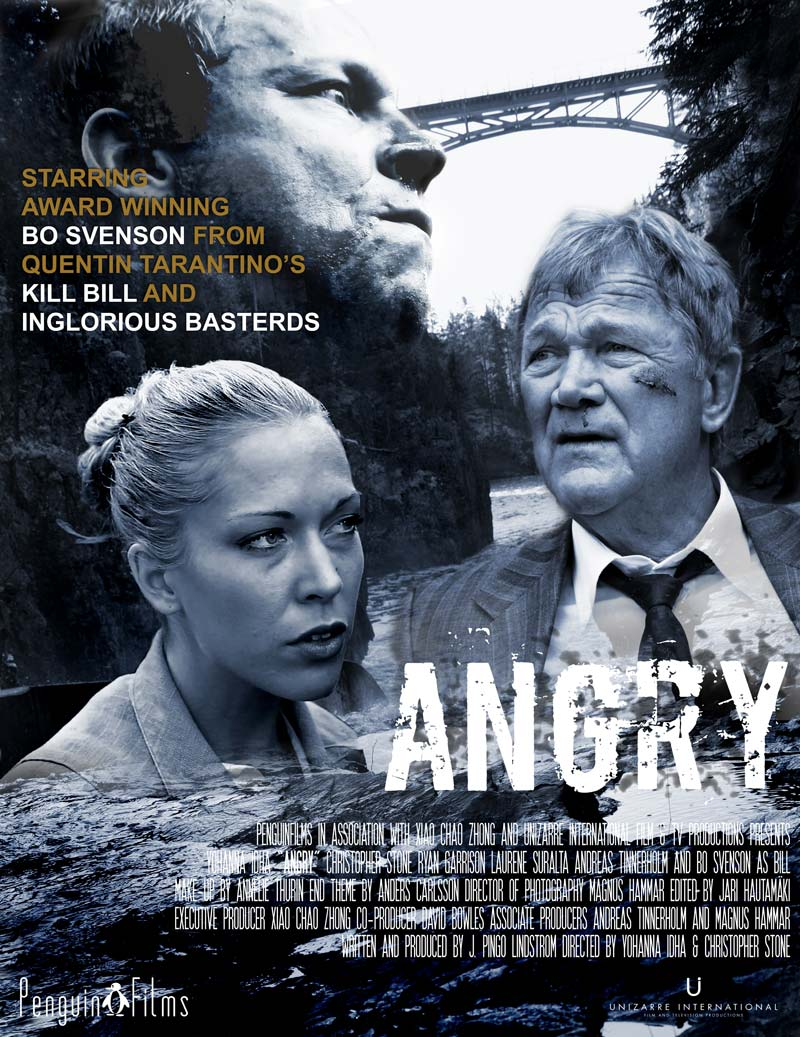WORLD PREMIERE: ANGRY