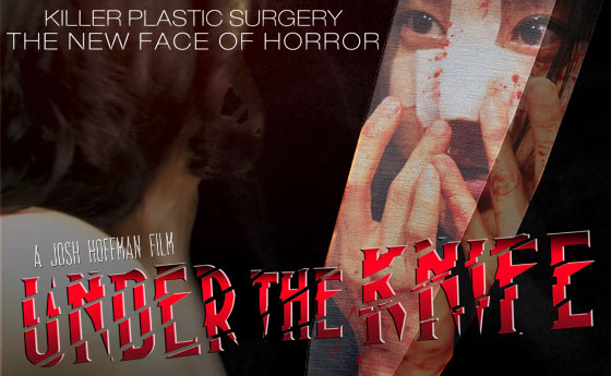 Under the Knife: Official poster