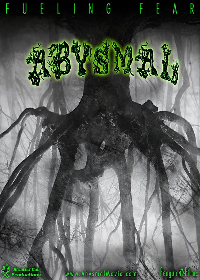 ABYSMAL, horror/comedy/creature feature, feature film, directed by J. Pingo Lindstrom.